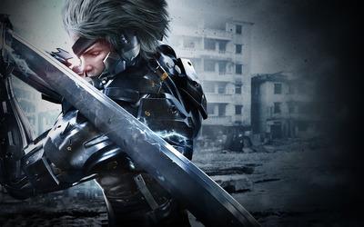 Metal Gear Rising: Revengeance [2] wallpaper