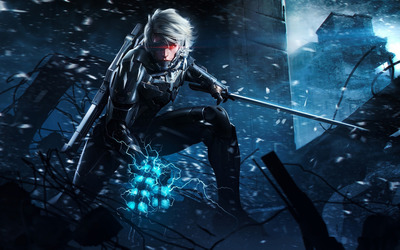 Metal Gear Rising: Revengeance wallpaper