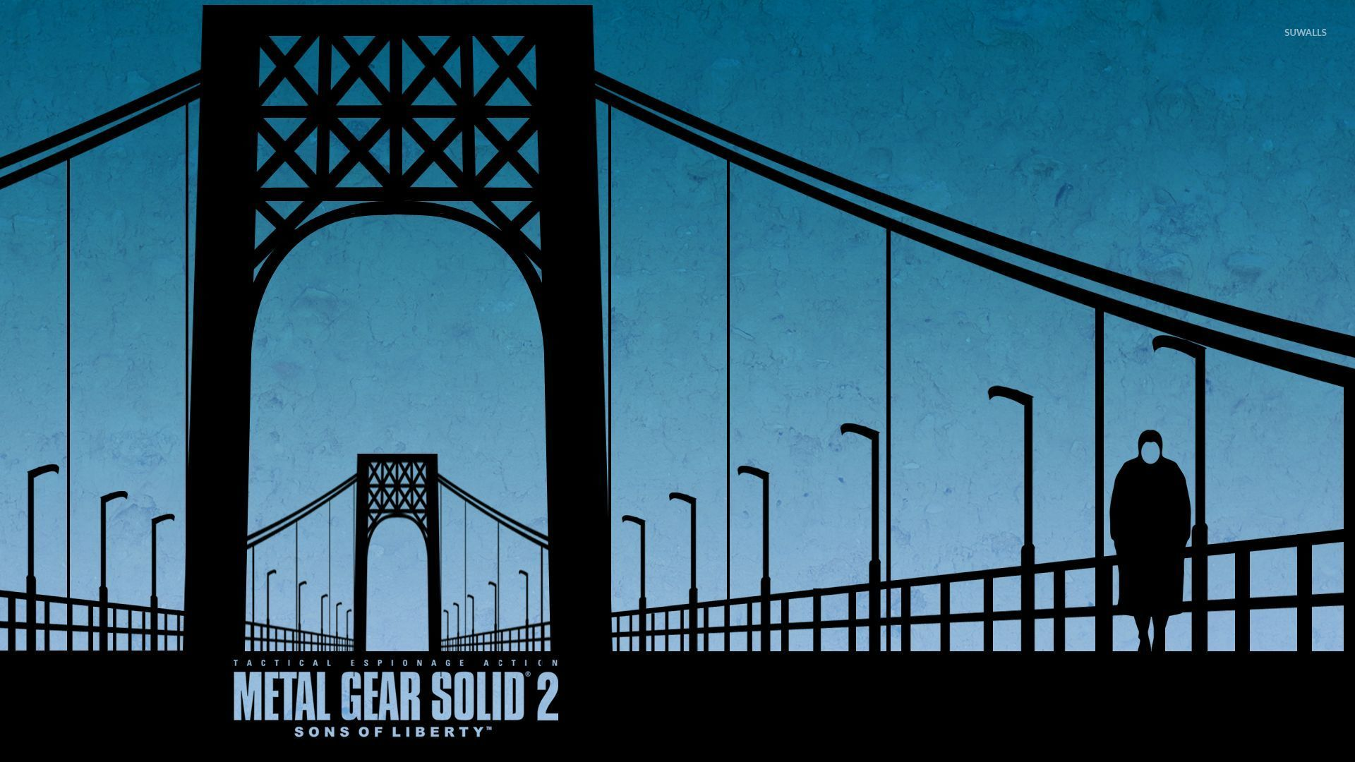 Metal Gear Solid 2 Sons of Liberty wallpaper Game wallpapers