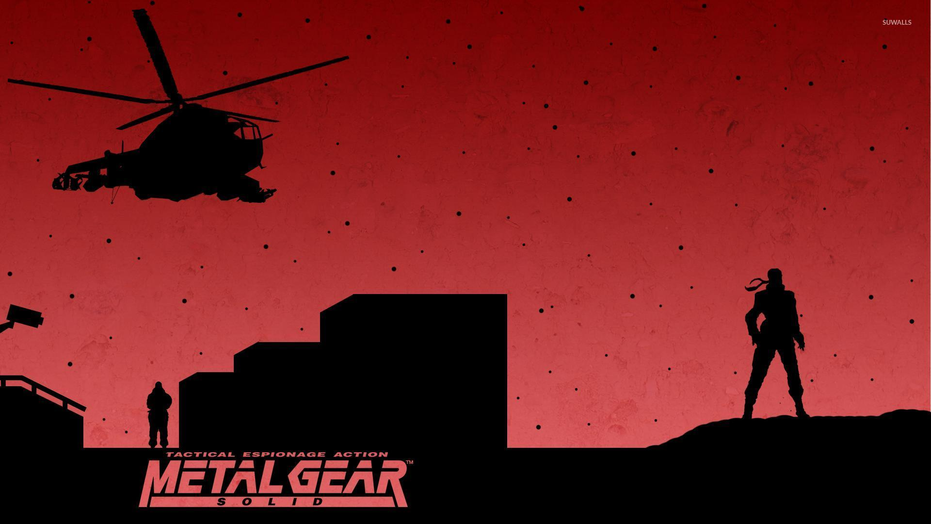28+ Metal Gear Solid Wallpaper  Pictures