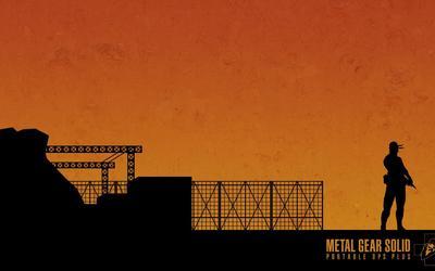 Metal Gear Solid [3] wallpaper