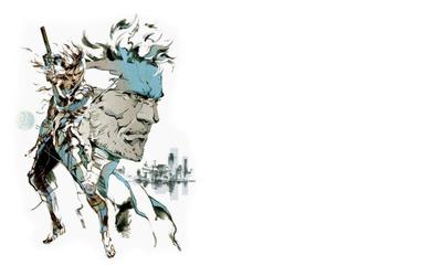 Metal Gear Solid [5] wallpaper