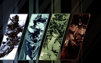 Metal Gear Solid 4: Guns of the Patriots wallpaper 1920x1080 jpg
