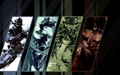 Metal Gear Solid 4: Guns of the Patriots wallpaper