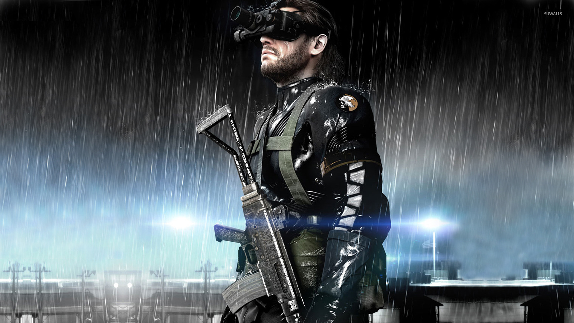 Metal Gear Solid Ground Zeroes 2 Wallpaper Game Wallpapers