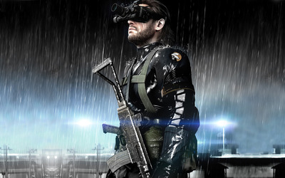 Metal Gear Solid: Ground Zeroes [2] wallpaper
