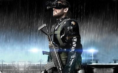 Metal Gear Solid: Ground Zeroes [2] wallpaper