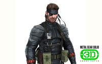 Metal Gear Solid: Snake Eater 3D [3] wallpaper 2560x1600 jpg