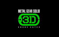 Metal Gear Solid: Snake Eater 3D [6] wallpaper 1920x1200 jpg