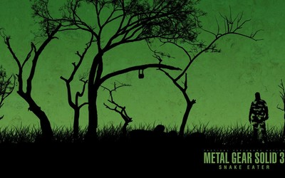 Metal Gear Solid: Snake Eater 3D [4] wallpaper