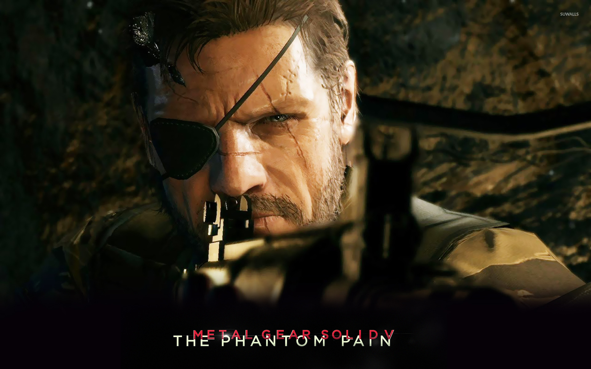 Metal Gear Solid V The Phantom Pain 3 Wallpaper Game