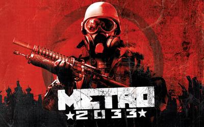 Metro 2033 [2] wallpaper