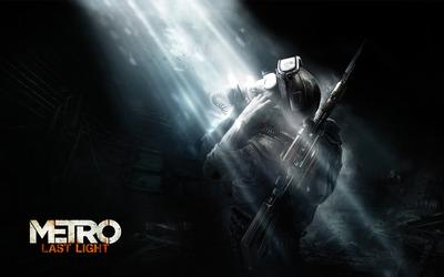 Metro: Last Light [4] wallpaper