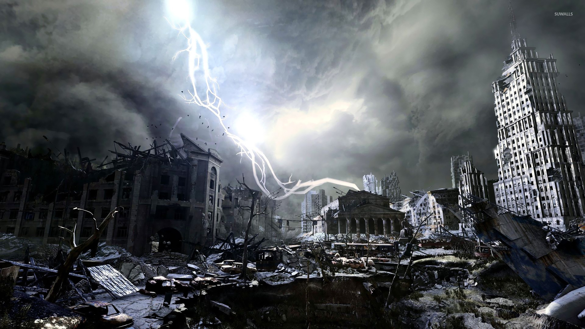 Metro Last Light 3 Wallpaper