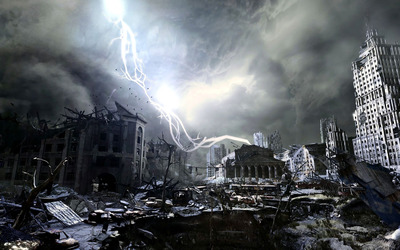 Metro: Last Light [3] wallpaper