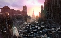 Metro: Last Light [8] wallpaper 2560x1600 jpg