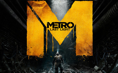 Metro: Last Light [7] wallpaper