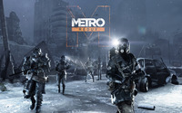 Metro Redux [2] wallpaper 1920x1200 jpg