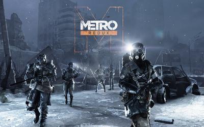 Metro Redux [2] wallpaper