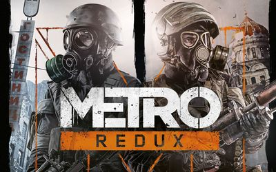 Metro Redux [6] wallpaper