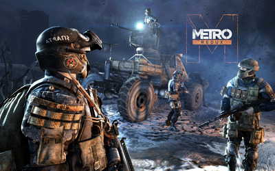 Metro Redux [4] wallpaper
