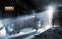 Metro Redux [3] wallpaper 1920x1080 jpg