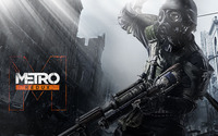 Metro Redux wallpaper 1920x1080 jpg