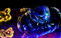 Metroid Fusion wallpaper 1920x1200 jpg