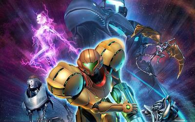 Metroid Prime: Trilogy wallpaper