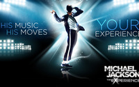 Michael Jackson: The Experience wallpaper 1920x1080 jpg