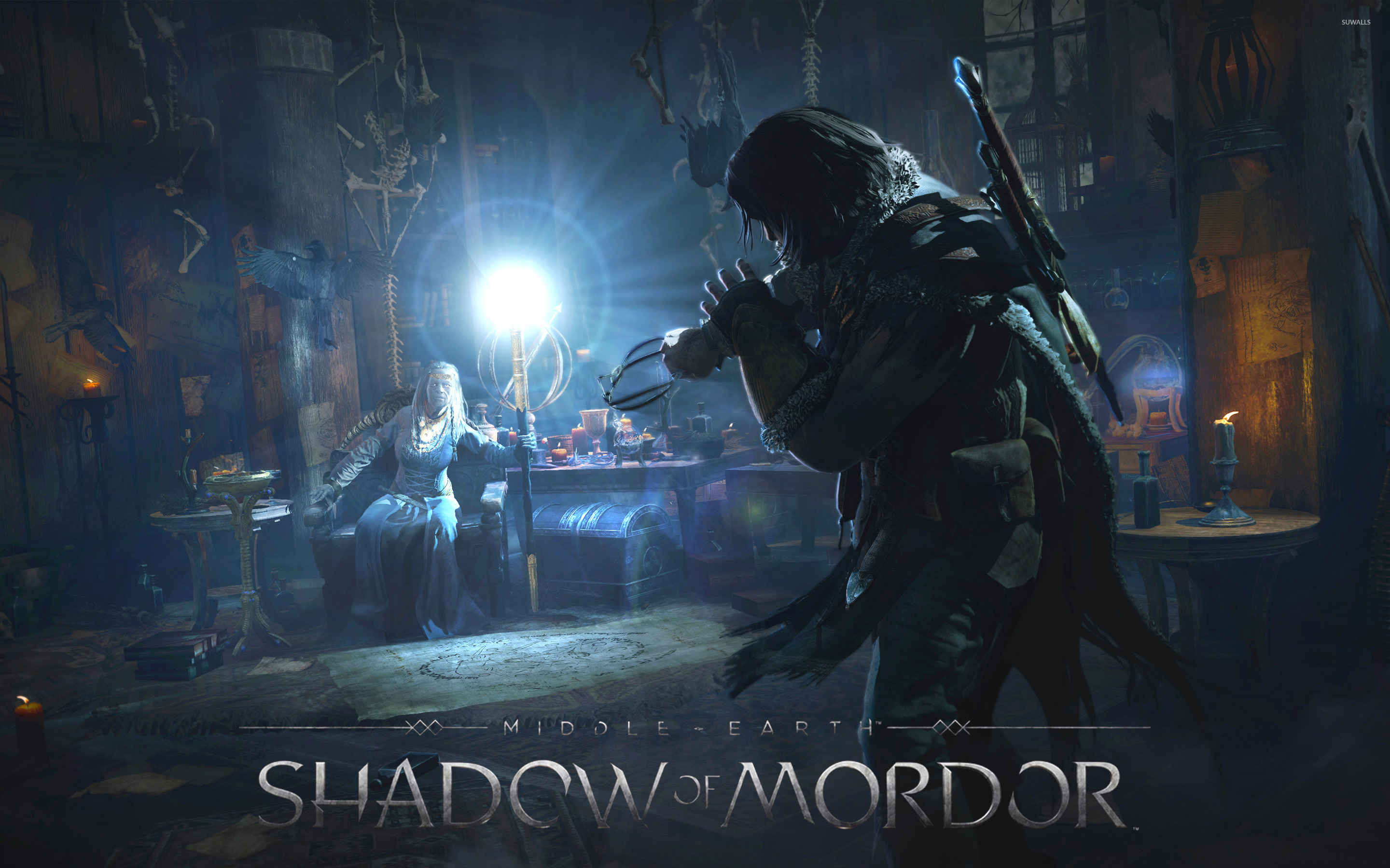 Middle Earth Shadow Of Mordor Wallpaper Game Wallpapers 34416