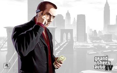 Mikhail Faustin - Grand Theft Auto IV wallpaper