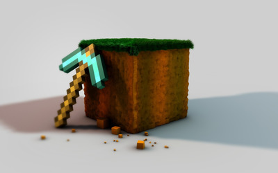 Minecraft [17] wallpaper