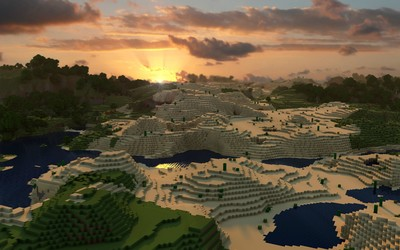 Minecraft [30] wallpaper