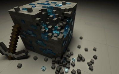 Minecraft [3] wallpaper