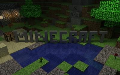 Minecraft [12] wallpaper
