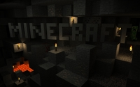 Minecraft [13] wallpaper 1920x1200 jpg