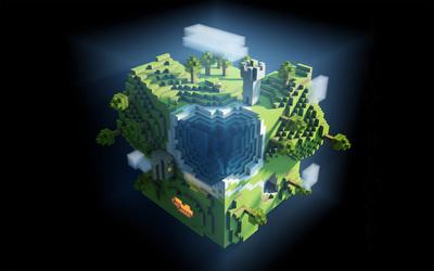 Minecraft [2] Wallpaper