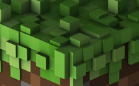 Minecraft wallpaper 2560x1600 jpg