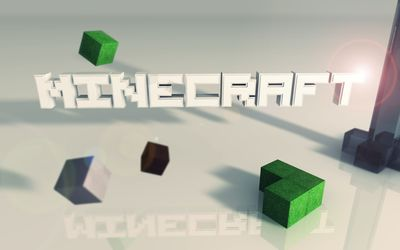 Minecraft [9] wallpaper