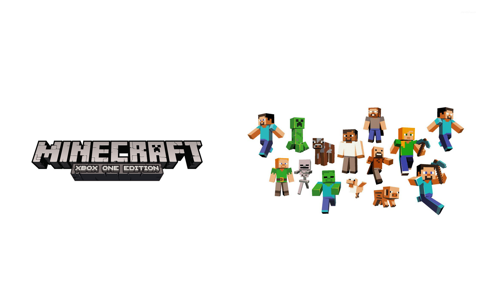 minecraft xbox one edition 3 wallpaper game wallpapers