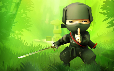 Mini Ninjas wallpaper