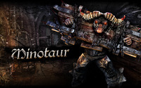 Minotaur - Hellraid wallpaper 1920x1080 jpg