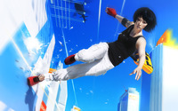 Mirror's Edge wallpaper 1920x1200 jpg