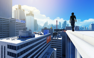 Mirror's Edge 2 [2] wallpaper
