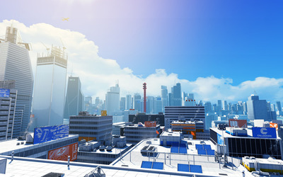 Mirror's Edge 2 [6] wallpaper