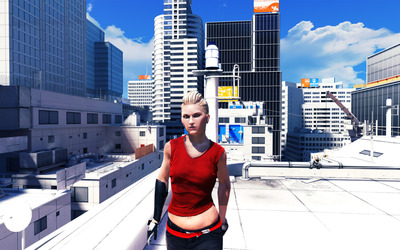 Mirror's Edge 2 [7] wallpaper