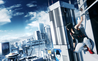 Mirror's Edge 2 wallpaper