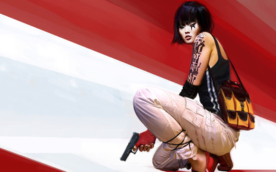 Mirror's Edge [7] wallpaper