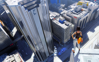 Mirror's Edge [2] wallpaper